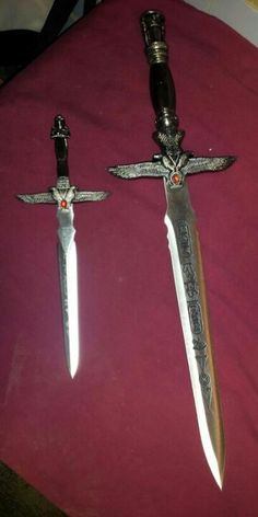 Egyptian style short sword and dagger duo www.facebook.com/tamsblades