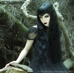 Ms Wednesday Mourning