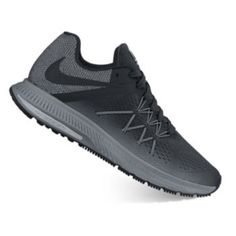 Nike Zoom Winflo 3 Shield Women's Water-Resistant Running Shoes, Green