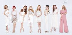 SNSD - Girls' Generation 2016 Global Calender