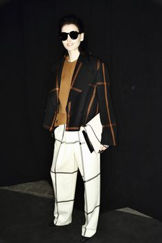 3.1 Phillip Lim AW14-15 Fashion Show New York Backstage | Sonny Vandevelde