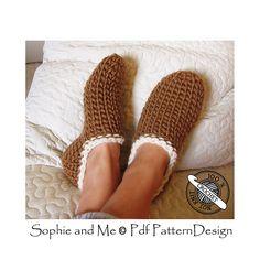 Ravelry: Tube Sock Slippers pattern by Sophie and Me-Ingunn Santini