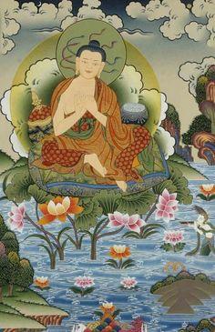 Buddhist nagas