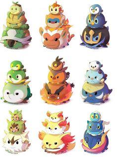 Chibi Pokemon, Pokemon Go, Fotos Do Pokemon, Rayquaza Pokemon, Pokemon Comics, Pokemon Memes, Pokemon Funny, Pokemon Fan Art, Pokemon Cards