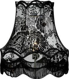 Les abat-jour dentelle – Point lace lampshades | boboboom
