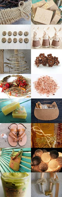 Eco Friendly  gifts from International Arts and Crafts team by Ela Decors on Etsy--Pinned with TreasuryPin.com