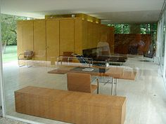 Farnsworth House - 02 - by MajaH20