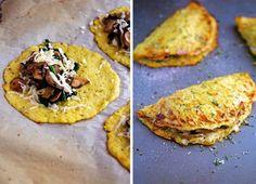 Una receta para preparar esta especialidad de la comida italiana sin harina y con un relleno delicioso y saludable.