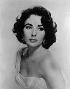The glamour of Elizabeth Taylor