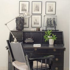 Modern home office furniture and decorating ideas | Interior Design | Interior Decorating Ideas | Interior Design Photos