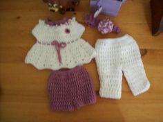 Alicia Ann Crochet Outfit ~ Free Pattern | crochetville.com