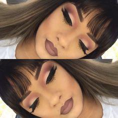 Neutral look for darker skin    ko-te.com by @evatornado