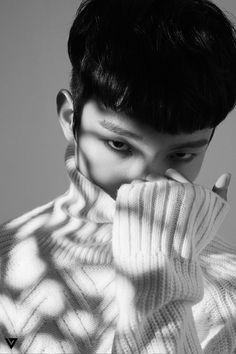 Dark SEVENTEEN Teaser Photos DK (도겸) © Twitter, 세븐틴 (SEVENTEEN) (@pledis_17)