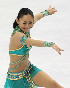 Ando Miki at the 2010 Winter Olympics - Free Skate    olympic2010_1 figure skating 2010 olympic MIKI ANDO