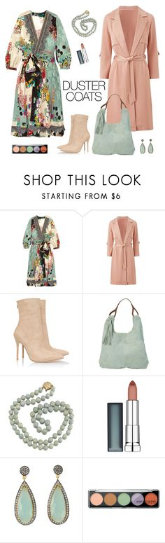 """""""Simple"""" by sara-cdth ❤ liked on Polyvore featuring Etro, White Stuff, Maybelline and MAKE UP FOR EVER"""