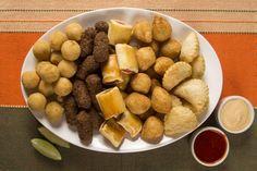 Opções leves e ainda mais deliciosas de salgadinhos fit, aproveite!