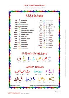 Your tajweed made easy pdf How To Read Quran, Learn Quran, Learning Arabic, Kids Learning, Tajweed Quran, General Knowledge Book, Learn Arabic Alphabet, Ramadan Activities, Rules For Kids
