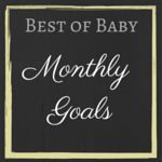 Best of Baby : Monthly Goals for December! @bestofbaby || @ifrog4fr #friendswithgoals #linkup