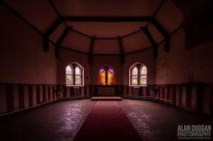 St Joseph's Seminary - The Red Room, by Alan Duggan