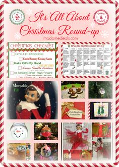 All about Christmas Round Up!!