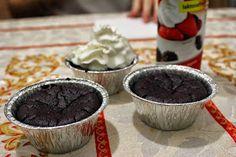 Fashion & Veg: La ricetta del giorno: Tortino al cioccolato con cuore caldo