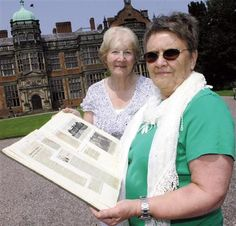 A SCRAPBOOK recording the opera concerts held at Ingestre Hall more than 50 years ago has been snapped up by an Ingestre resident after it went up for sale on ebay - but she has been left mystified as to where it came from.
