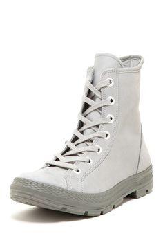 Converse Hi-top boot!
