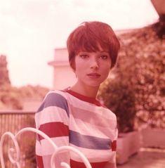 Elsa Martinelli, italian 60's actress and model