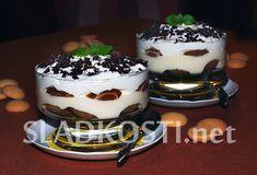 Tiramisu s kávovým likérem Tiramisu, Pudding, Cakes, Ethnic Recipes, Desserts, Food, Tailgate Desserts, Deserts, Cake Makers