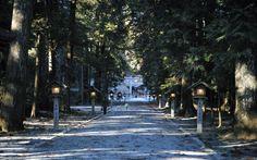 """Soba, dango et visite du sanctuaire Okuni Jinja, le """"petit Kyoto"""" d'Enshu. #Japon #sanctuaire #soba #Voyage"""