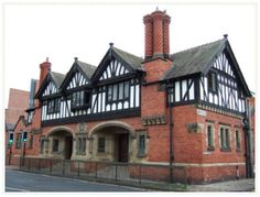 Chester City Baths, Union Street, Chester