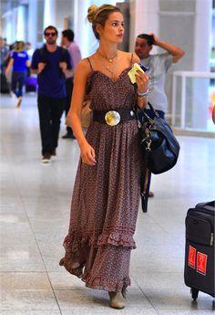 11 Looks da Yasmin Brunet por aí - Fashionismo
