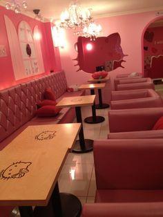 헬로키티 카페
