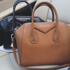 givenchy tan bag- Givenchy handbag trends www.justtrendygir... Women's Handbags Wallets - http://amzn.to/2huZdIM