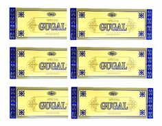 Buy online Elite special Gugal Agarbatti incense sticks in India. Incense Sticks, Flora, Packing, Pure Products, Box, Gifts, Bag Packaging, Snare Drum, Presents