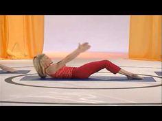 Método Pilates - Especial Abdominales (Parte 2) [CD2] - YouTube