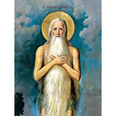 St Onuphrius the Great, Starting at: $3.00 #CatalogOfGoodThoughts #CatalogOfGoodDeeds #CatalogOfStElisabethConvent #ministry #ourministry #workshop #ourworkshops #StElisabethConventWorkshop #icon #iconography #orthodoxicon #orthodoxiconography #paintedicon #iconsinoklads #mountedicons #buyicon #ordericon #handpainted #lacqueredicon #iconpainters #iconographers #saints