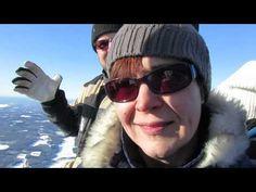 Kuumailmapallolento Tervossa. Hot air balloon flight in Tervo.