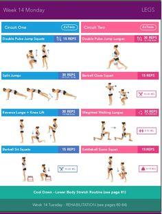 Bikini body guide 2.0 blogomaman.com by rena