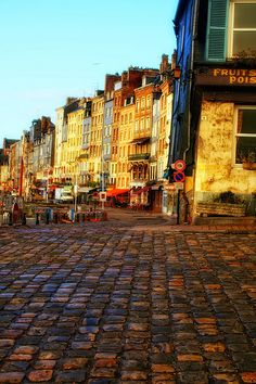 Honfleur, Normandy ~ France