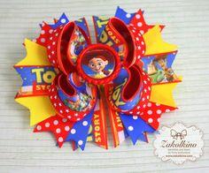 Toy Story hair bow  Jassie Toy Story hair bow  by ZakolkinoCom