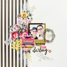 Maggie Holmes Design Team : Darling by Jessy Christopher