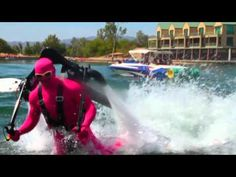 Water Jetpacking with Morph Suits in Lake Havasu, AZ!!! DOO IT. Be Jesus. You know you want to. @cody borgman borgman Spracklin