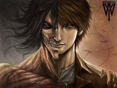 Eren / L'attaque des titans