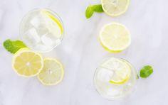 White Wine Spritzer   BourbonAndHoney.com #Wine #Cocktail #Spritzer #Alcohol #Drink #WhiteWine #Spring #Summer #Lemon #Elderflower #Fresh
