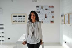 Nerea Amoros Elorduy (ASA studio) at SpazioFMG. Milano Design Week 2014