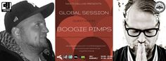 """Wednesday 03. 01. 2016 UK 20..00 - 22.00 / EU 21.00 - 23.00  Dj Nasty deluxe ( City of Drums )  ( Electronic Music Network ) present's :  """"Global Session"""" Guest Mix by Boogie Pimps"""" aka Boogie Pimps Mjk / Dj und Producer Duo from Erfurt / Germany on http://boogiepimps.de/ www.confettidigital.com djnastydeluxe.com"""