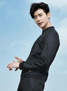 Lee Jong Suk for Sieg Fahrenheit