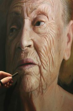 Realistic Portraits by Ruben Belloso