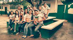 8º ano C - Escola Dom Pedro I